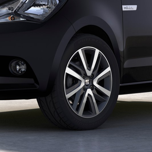 SEAT Mii Electric - Front wheel